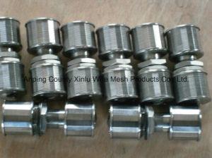 Ss316 Форсунка распыления воды (ISO)
