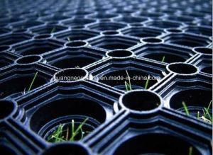 La agricultura cuarto de baño alfombra de goma de drenaje de la alfombrilla de goma alfombrilla de goma