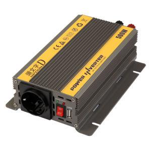 DC12V/24V AC220V/110 modificados onda senoidal a energia solar Inversor (TUV)
