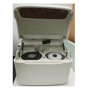 El analizador de Química semiautomático de reactivo abierto de acceso aleatorio - Mslabi02