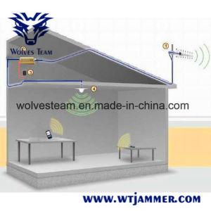 GSM/PCSのデュアルバンドの携帯電話のシグナルのブスター(850MHz/1900MHz)