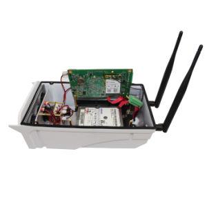 Karte der Sicherheits-4G WiFi 1080P SIM wasserdichte CCTV-IP-Kamera