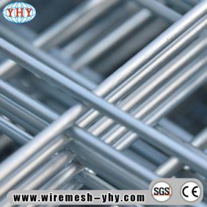電流を通された5 拡掘の具体的な補強された鋼鉄溶接された網パネル