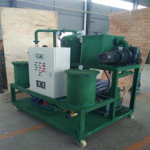 Filtración de aceite aislante de la bomba de vacío Máquina purificadora