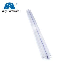 Joint de porte en verre lécheur de silicone de caoutchouc pour salle de douche