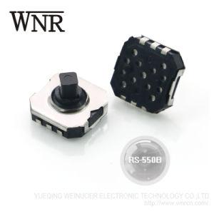 Micro interruttore di tatto dell'interruttore di pulsante dell'interruttore di Wnre RS-550b