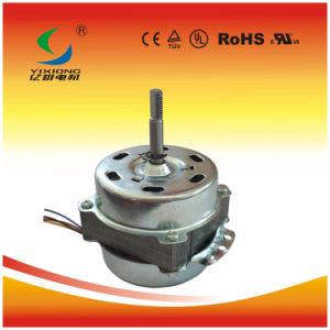 Le moteur du ventilateur de mur avec du fil de cuivre