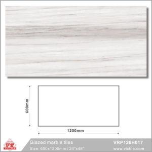 De de marmeren Muur van de Tegel van de Vloer en Tegel Van uitstekende kwaliteit van de Bevloering (VRP126H011, 600X1200mm)