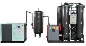 Patente de elevada pureza Tech gerador de nitrogénio com marcação CE/ISO/ASME PLC Local/Controle Remoto