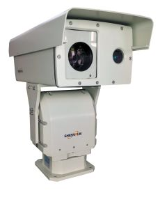 1.5km de Camera van de Visie van de Nacht van de Laser HD PTZ (shr-HLV1520)