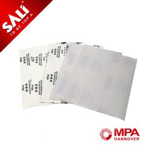 Sali Cp35の信頼できる品質の炭化ケイ素の紙やすりPolishing 金属