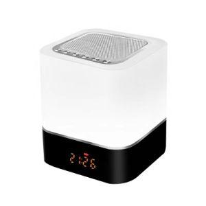 Lampen-Nachtlicht-Mininoten-Fühler-Taktgeber-Warnungs-Lautsprecher-Radioapparat Subwoofer des Karaoke-LED