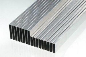 Штампованный Aluminio параллельного потока трубку радиатора