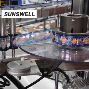 無線綴じBOPPの熱い溶解の付着力の分類機械