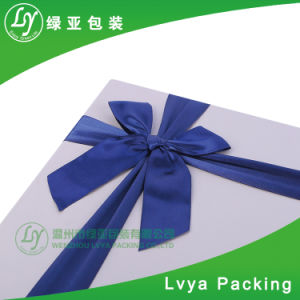 Rígido personalizadas de alta gama Caja de regalo con Cmyk e imanes potentes