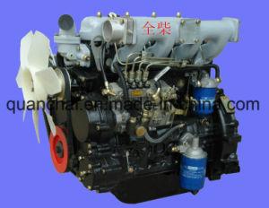 1.5 Diesel van de Ton 4.5ton Vorkheftruck met Euro Iiia en Staat II Motor