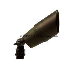 Iluminação LED Cast-Brass Refletor Exterior