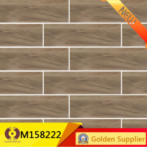ホテルの建築材料の艶をかけられた製陶術の床タイル(PM158222)