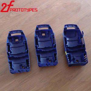 O Pantone personalizados /Ral Prototipagem cor condizente peças fundidas de Vácuo