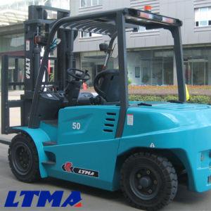 Fabricado en China Ltma Precio de la carretilla elevadora eléctrica de 5 Ton.