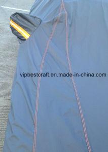 Cobertorパラグラフの自動か反射縞の/250g PVC及び綿車カバーか車毛布(BT 6004)