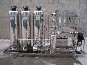Strumentazione di trattamento delle acque del RO dell'acqua di fonte