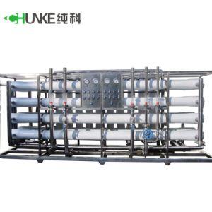 Macchine di desalificazione dell'acqua del sistema del RO alla macchina dell'acqua potabile