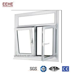 De gemakkelijke Schone Openslaand ramen van het Aluminium