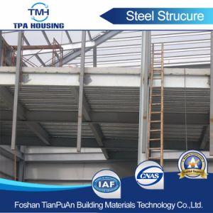 Últimas Multi-Storey Estructura de Acero Construcción edificio de oficinas en venta