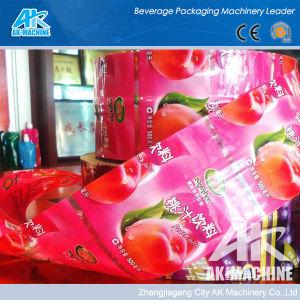 Haut de la qualité POF PET OPS PVC manchon rétractable étiquette de bouteille de boisson gazeuse de l'emballage