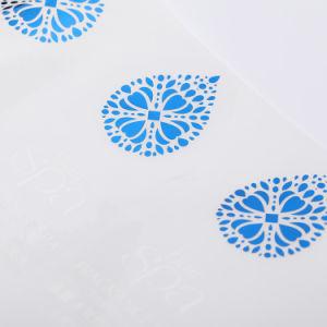 Logo d'impression professionnel personnalisé impression PVC adhésif autocollant des feuilles de papier