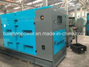 Marque d'alimentation silencieuse générateur diesel Cummins Lovol Yanmar Doosan Fawde Perkins Deutz Yto Weifang