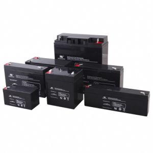 12V 8 Ah batterie VRLA AGM Batterie de remplacement avec boîtier en ABS pour éclairage de secours