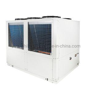 Menos Vibração Air-Cooled industriais de baixa temperatura de congelamento de Chiller de Agua
