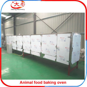 Nouveau design d'aliments pour animaux de compagnie sec Making Machine