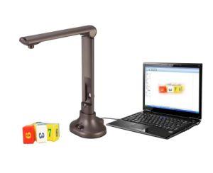 USB에 의하여 강화되는 문서 Sacnner 의 시각적인 증여자 (X510)