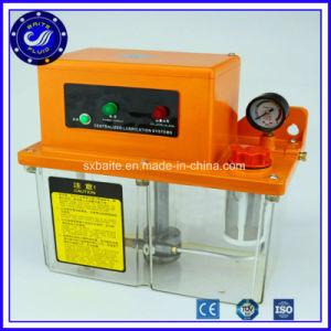 Pompe de lubrification de l'huile de graissage motorisé