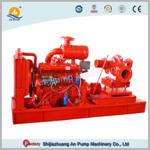 Moteur diesel de grande capacité de l'Agriculture de la pompe d'Irrigation de Ferme