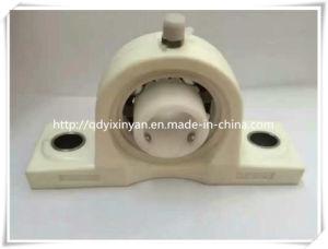 Carter de roulement en plastique, acier inoxydable, bloc de chapeau de roulement du roulement Ssucp207/ Unités