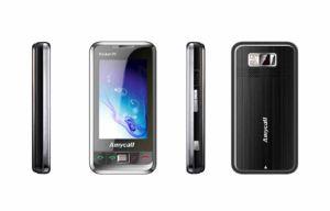 Две SIM-карты двойной режим ожидания телевизора мобильный телефон (FH-B808)