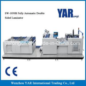 Автоматическая машина для ламинирования с маркировкой CE для обеих сторон бумаги