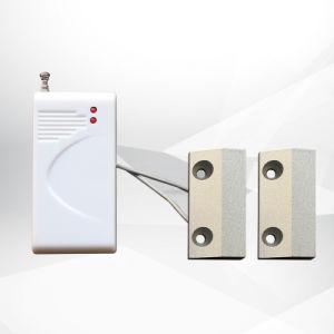 Porte de la porte de fer professionnel sans fil du capteur de contact magnétique