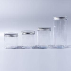 250ml/8oz Jar Pet W/ Aliminum Cap