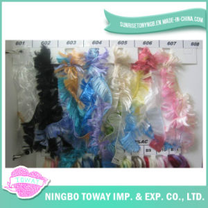 Tissage Coloré Dog Hair Fancy Yarn pour Knitting