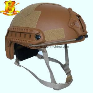 Sanda Ws OPS boort de Snelle Ballistische Tactische Kogelvrije Helm van Nij Iiia van de Helm Armid uit