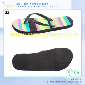 Funky PE Couleur Rainbow tongs chaussures de patin