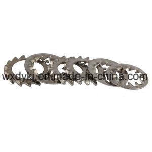 La norme DIN 6797 Interne Externe des dents en acier inoxydable de la rondelle de blocage dentelée