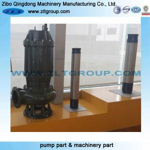 ステンレス鋼の鋳鉄の浸水許容の水ポンプ