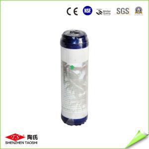 O carvão ativado granular Udf Carton Pré cartucho do filtro no sistema RO