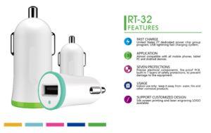 автомобильное зарядное устройство для изготовителей оборудования высокого качества для устройств 5 В телефон
